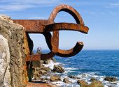 pic of basque country  - Sculpture  - JPG