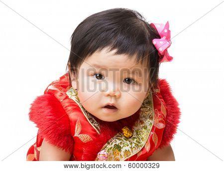 Chinese baby girl