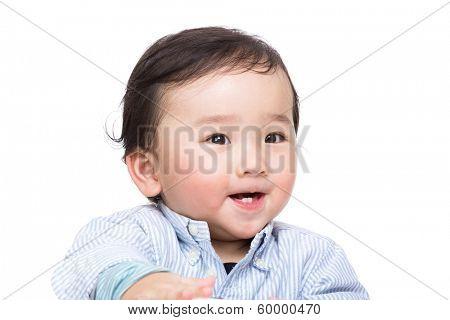 Asia baby boy