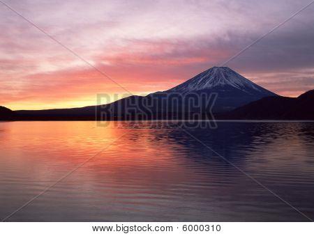 Montanha de Hakone Japão Fuji