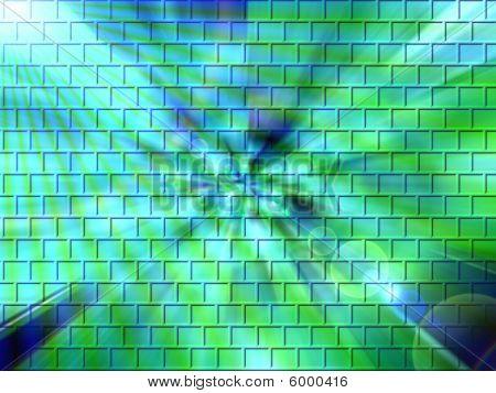 Abstract bricks texture