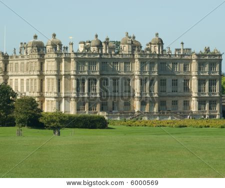 Longleat Mansion