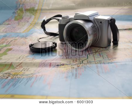 Camera On Map