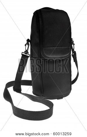 Black Camera Lens Protection Case