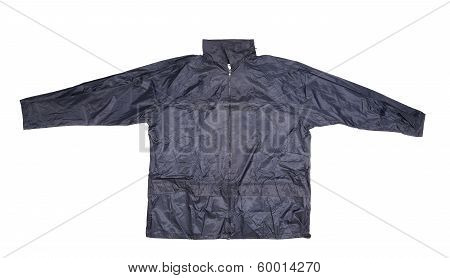 Waterproof gray jacket