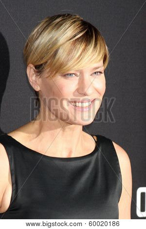 LOS ANGELES - FEB 13:  Robin Wright at the