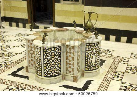 Traditional Arabian Well