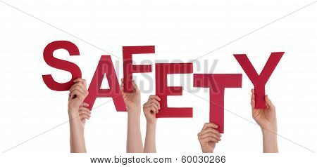 Hands Holding Safety