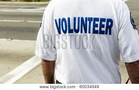 Police Volunteer