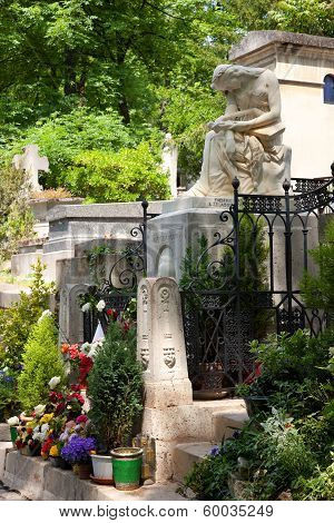 Tomb Of Frederic Chopin