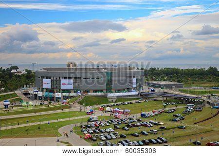 Hala Sopot Inauguration
