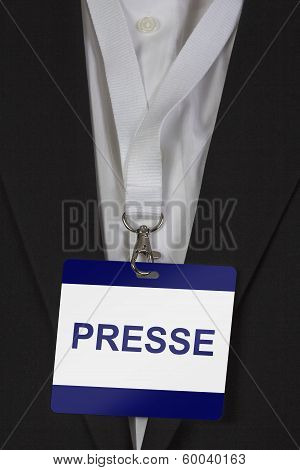 Presse Pass
