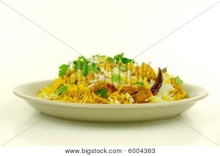 Royal Chicken Biriyani
