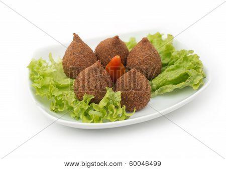 Kebbeh plate