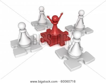 Winning Piece