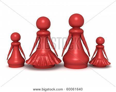 Pawn Family