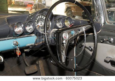 Vintage Car 1960 Chevrolet Impala Sport Sedan