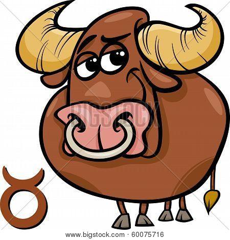 Taurus Or The Bull Zodiac Sign