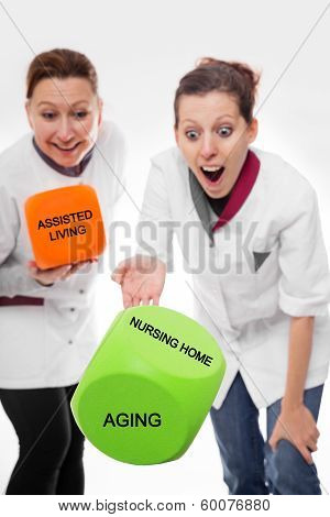 Concept Aging And Assisted Living