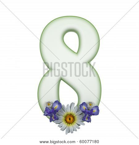 8 With Spring Flowers
