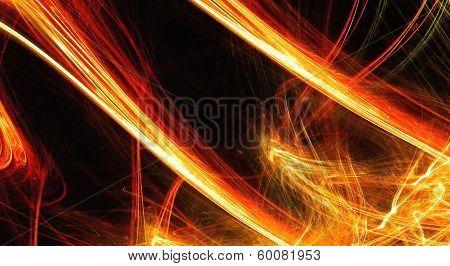 Fiery extravaganza