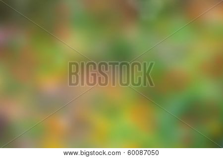 Abstract Background blur colorful