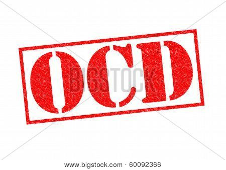 Ocd Rubber Stamp