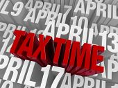 April 15Th, Tax Time