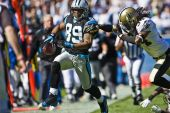 Steve Smith Nfl New Orleans Santos Vs Carolina Panthers
