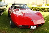 Vintage Car 1973 Chevrolet Stingray Corvette