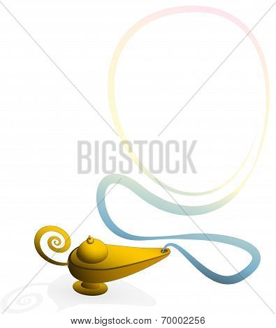 Magic Lamp Smoke Ring