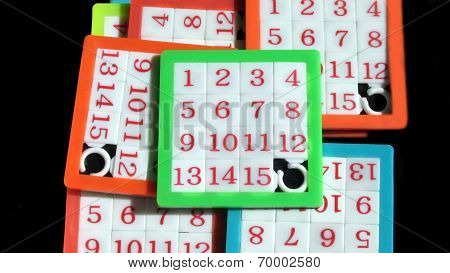 number puzzle game