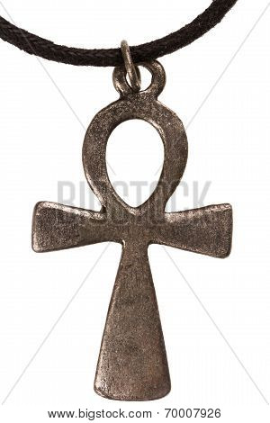 Old Metal Egyptian Cross