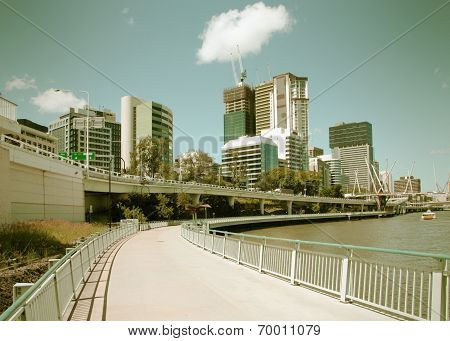Brisbane Bike Route