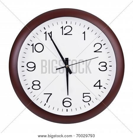 Five To Six Hours On The Clocks