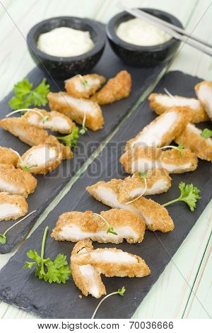Wasabi Chicken