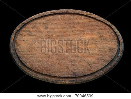 Old Bread Board