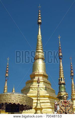 Historic of Buddha, Tak Thailand