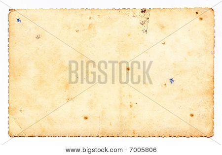 Postcard Background