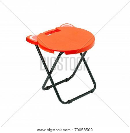 fold able plastic chair