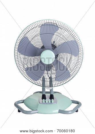 Electric floor fan