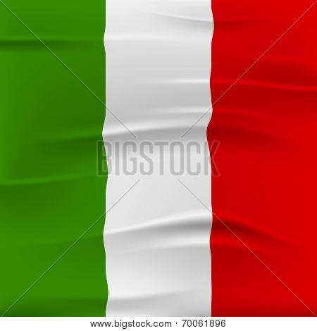 Flag Italy Indicates Nationality Patriot And Nation