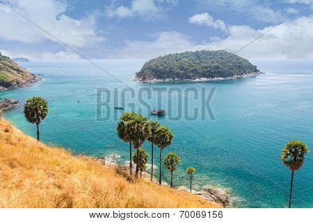 Island Phuket in southern Thailand