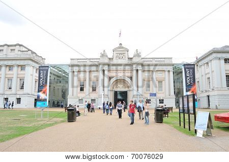 Marine Museum in Greenwich, London