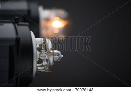 Equipment of cinematography