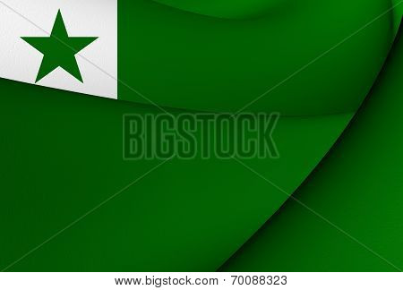 Flag Of Esperanto
