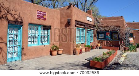 : Historic adobe house