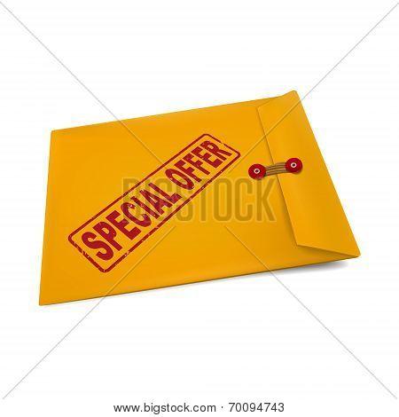 Special Offer On Manila Envelope