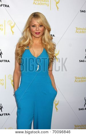 LOS ANGELES - AUG 12:  Charlotte Ross at the Dynamic & Diverse:  A 66th Emmy Awards Celebration of Diversity Event at Television Academy on August 12, 2014 in North Hollywood, CA