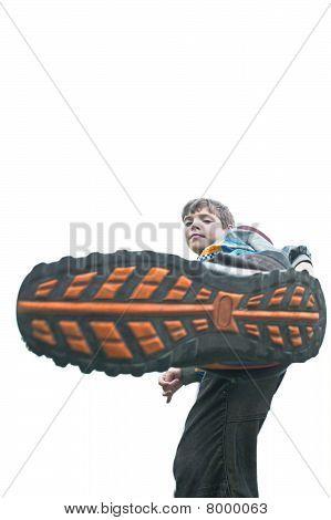 Boy Kick